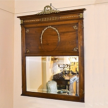 Mirrors and trumeaus page 3 keils antiques new for Empire antiques new orleans